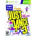 Ubisoft® 52677 Just Dance 3, Music Dance & Party, Xbox 360