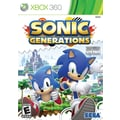 Sega® 68056 Sonic Generations, Action/Adventure, Xbox 360