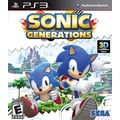 Sega® 69055 Sonic Generations, Action/Adventure, Playstation® 3