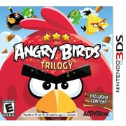 Activision® Blizzard® 76729 Angry Birds Trilogy, Family Entertainment/Casual, Nintendo® 3DS