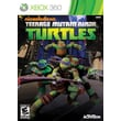 Activision® Blizzard® 76756 Teenage Mutant Ninja Turtles™, Action/Adventure, Xbox 360