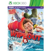 Activision® Blizzard® 76768 Wipeout Create Crash, Action Sports, Xbox 360