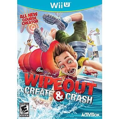 Activision® Blizzard® 76766 Wipeout Create Crash, Action Sports, Wii U