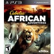 Activision® Blizzard™ 76778 Cabela African Adventure, Sports, Playstation® 3