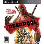 Activision® Blizzard™ 76987 Deadpool, Action, Playstation® 3