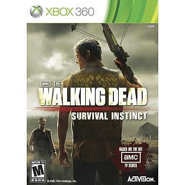Activision® Blizzard® 76997 Walking Dead Survival Instinct, First Person Action, Xbox 360