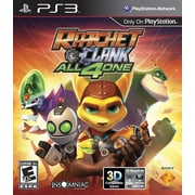 Sony® 98175 Ratchet & Clank: All 4 One, Action/Adventure, Playstation® 3