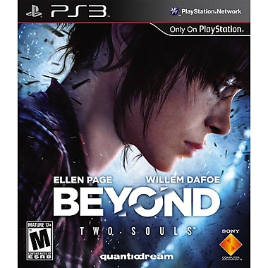 Sony® 98298 Beyond Two Souls, Action/Adventure, Playstation® 3