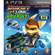 Sony® 98380 Ratchet & Clank: Full Frontal, Action/Adventure, Playstation® 3