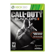 Activision® Blizzard® 84770 Call Of Duty® Black OPS II, First Person Action, Xbox 360