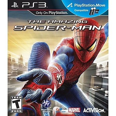 Activision® Blizzard™ 84347 The Amazing Spiderman 2™, Action/Adventure, Playstation® 3