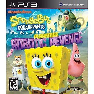 Activision® Blizzard™ 76750 SpongeBob Plankton Revenge, Action/Adventure, Playstation® 3