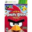 Activision® Blizzard® 76727 Angry Birds Trilogy, Family Entertainment/Casual, Xbox 360