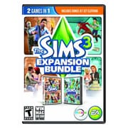 Electronic Arts™ 73123 Sims 3 Expansion Bundle, PC