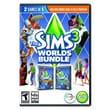 Electronic Arts™ 73121 Sims 3 Worlds Bundle, PC