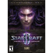 Activision® Blizzard® 72855 Starcraft II Heart of Swarm, PC/Mac