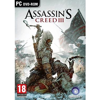 Ubisoft® 68723 Assassin's Creed 3, PC