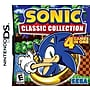 Sega® 67035Sonic Classic Collection, Action/Adventure, Nintendo® DS