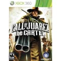 Ubisoft® 52683 Call of Juarez The Cartel, Action/Adventure, Xbox 360