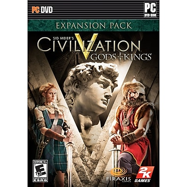 T2™ 2K 41179 Sid Meier's Civilization V, PC