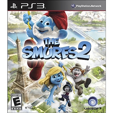 Ubisoft® 34814 The Smurfs 2, Action/Adventure, Playstation® 3