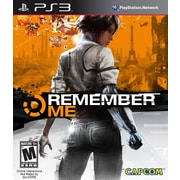 Capcom® 34066 Remember Me, Action/Adventure, Playstation® 3