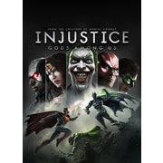 WB® 1000333487 Injustice Gods Among US, Action/Adventure, Wii U