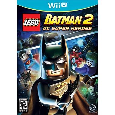 WB® 1000287470 Lego Batman 2 Super Heros, Action/Adventure, Wii U