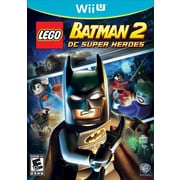WB® 1000287470 Lego Batman 2 Super Heros, Action/Adventure, Wii U