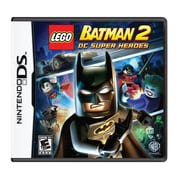 WB® 1000284964 LEGO Batman 2 Super Heroes, Action/Adventure, Nintendo® DS