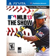 Sony® 22115 MLB 13 The Show, Action, Playstation® Vita