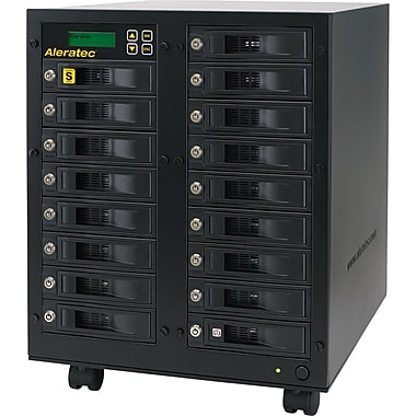 Aleratec® 350127 1:16 HDD Copy Cruiser High-Speed Duplicator
