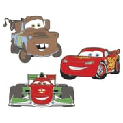 RoomMates® Cars 2 Foam Characters Wall Decal