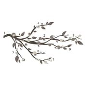 RoomMates® Mod Branch Peel and Stick Wall Decal, 9 x 40