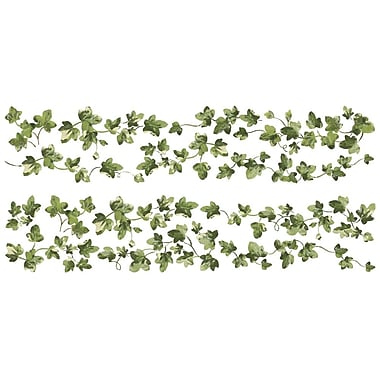 RoomMates® Painterly Peel and Stick Ivy Wall Decal, 9