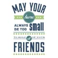 RoomMates® Room For Friends Quote Peel and Stick Wall Decal, 9in. x 40in.