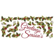 RoomMates® Season's Greeting Ivy Peel and Stick Giant Wall Decal, 18 x 40