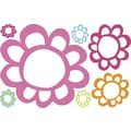 RoomMates® Floral Dry Erase Peel and Stick Giant Wall Decal, 27in. x 40in.
