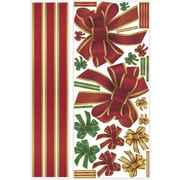 "RoomMates® Holiday Bows Peel and Stick Giant Wall Decal, 18"" x 40"""