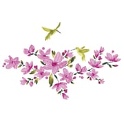"RoomMates® Flowering Vine Peel and Stick Wall Decal, 18"" x 10"""