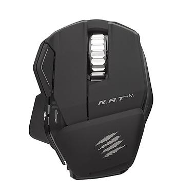 RAT M Wireless Gaming Mouse, Black