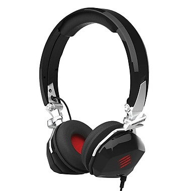 Mad Catz F.R.E.Q. M Stereo Gaming Headset, Gloss Black
