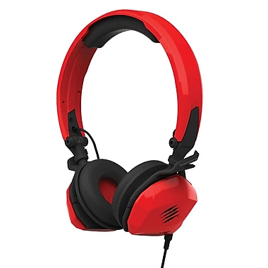 Mad Catz F.R.E.Q. M Stereo Gaming Headset, Red