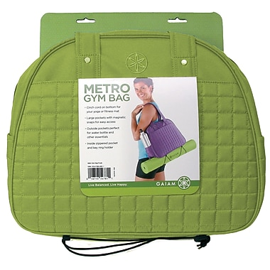 Gaiam® Metro Gym Bags
