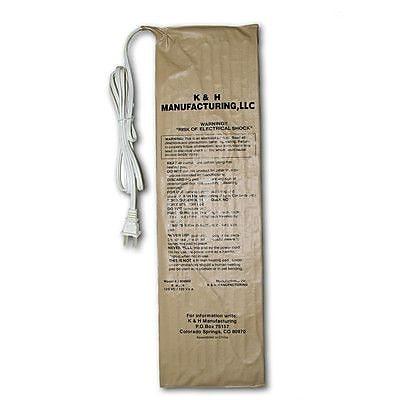 K&H Manufacturing Pet Bed Warmer; 11'' x