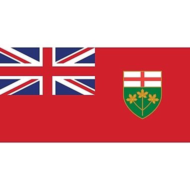 Provincial Flag, Ontario, 4