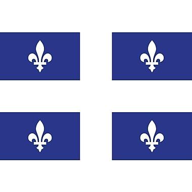 Provincial Flag, Quebec, 4