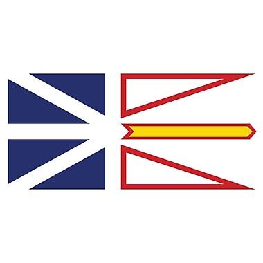 Provincial Flag, Newfoundland, 36