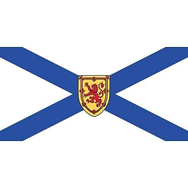 Provincial Flag, Nova Scotia, 4
