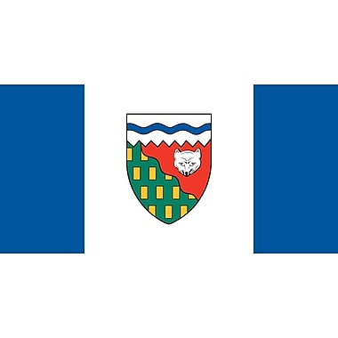 Provincial Flag, Northwest Territories, 36